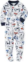 Carter's Boys One Piece Pajama-Baby