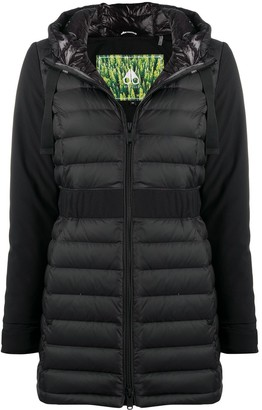 Moose Knuckles Collahie Hooded down jacket