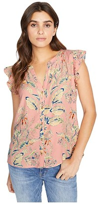 Sanctuary Firefly Shell (Beach Babe) Women's Clothing