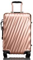 Tumi International19 Degree Aluminum Carry-On - Metallic