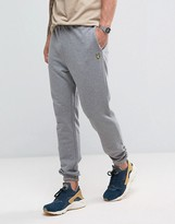 Lyle & Scott Slim Fit Jogger Mid Grey Marl