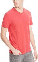 Kenneth Cole Reaction Core Slub V-Neck T-Shirt