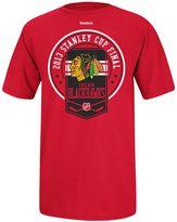 Nhl chicago blackhawks team roster 2013 stanley cup finals tee - men
