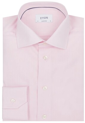 Eton Pocket Cotton Shirt