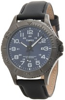 Timex Elevated Classics Watch - Leather Strap (For Men)