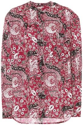 Etoile Isabel Marant Mexika cotton blouse