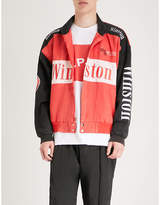NOT APPLICABLE Vintage Winston No Bull cotton jacket