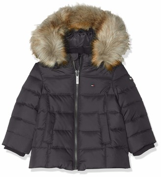 Tommy Hilfiger Baby Girls' Essential Basic Down Jacket