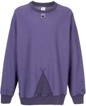 Champion x Craig Green oversized sweatshirt
