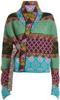 Etro Printed Wool Jacket