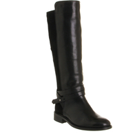 Poste Mistress Marie High Strap Boots