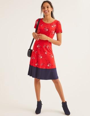 Erica Ponte Dress