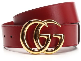 Gucci GG Marmont Buckle Belt