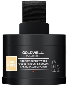 Goldwell Dualsenses Color Revive Root Retouch Powder - Light Blonde, from Purebeauty Salon & Spa