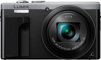 Panasonic Lumix DMC-TZ80EB Super Zoom Digital Camera, 4K Ultra HD, 18.1MP, 30x Optical Zoom, Wi-Fi, EVF, 3 LCD Touch Screen