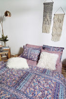 BCBGeneration Twin Batik Floral-Print Comforter Set