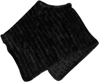 Oakwood Black Rabbit Jacket for Women