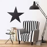 Little Sticker Boy Big Star Wall Decal