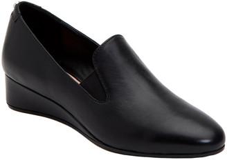 Taryn Rose Claudia Weatherproof Leather Wedge