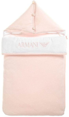 Emporio Armani Padded Blanket
