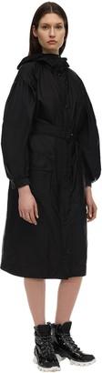 MONCLER GENIUS Simone Rocha Nylon Technique Trench Coat