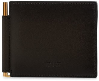 Tom Ford T-Line money clip wallet