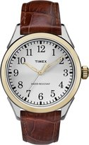Timex Men's TW2P99500GP Style Elevated Dial Wrist Watch