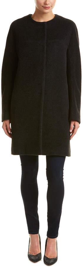 Cinzia Rocca Icons Alpaca & Wool-Blend Coat