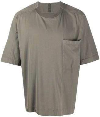 Transit pocketed T-shirt