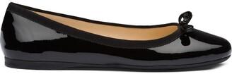 Prada Bow Ballerina Shoes
