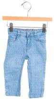 Jacadi Boys' Elasticized Straight-Leg Jeans