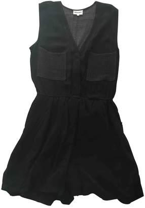 American Retro Black Jumpsuit for Women