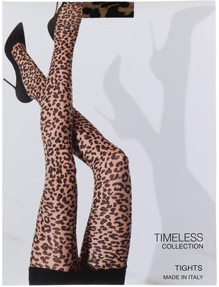 Emilio Cavallini Leopard Tights
