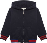 Gucci Zipped cotton jacket 6-36 months