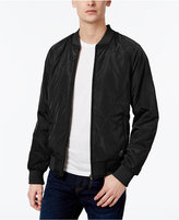William Rast Men's Zane Engineered Quilted Bomber Jacket