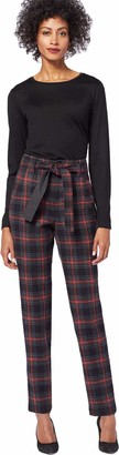 Pendleton Women's Tartan Belted Trousers