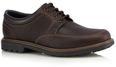 Maine New England Brown Leather Lace Up Shoes