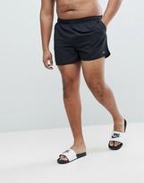 Nike Volley Super Short Swim Short In Black Ness8830-001