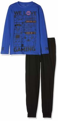 Lenny Sky Boy's Eg.Gamer.py Pyjama Set