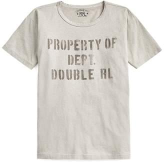 Ralph Lauren Jersey Graphic T-Shirt