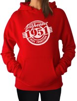 TeeStars - 65th Birthday Gift Authentic 1951 Mint Condition Funny Women Hoodie