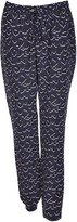 Markus Lupfer Printed Trousers