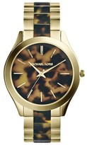 Michael Kors MK4284 Gold-Tone Stainless Steel 42mm Womens Watch