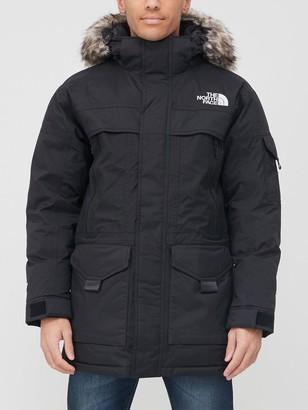 The North Face McMurdo 2 Coat - Black