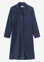 Toast Suede Coat