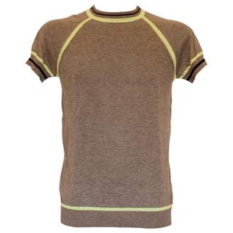 CNC Costume National Anthracite Cotton T-shirts