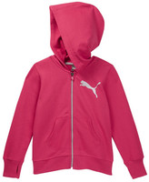 Puma Zip Hoodie (Big Girls)