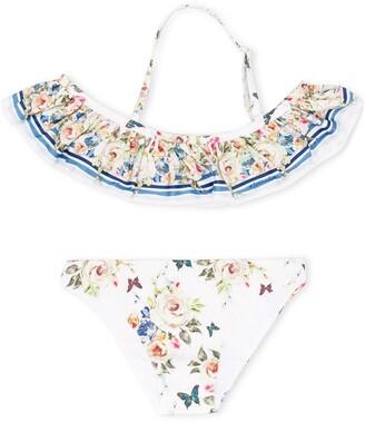MonnaLisa Floral Bikini