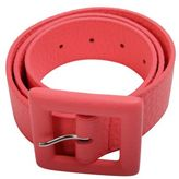"Orciani Soft"" Leather Belt"""