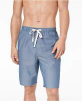 Polo Ralph Lauren Men's Woven Chambray Cotton Pajama Shorts